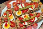 Recept Fish spread - fish spread - a tip for serving
