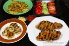 Recept Provencal grilled pork - pork - a proposal for serving