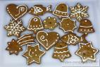 Recept Gingerbread - gingerbread