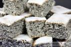 Recept Poppy seed cake with lemon icing - poppy seed cake - a proposal for serving