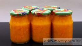 Pumpkin compote