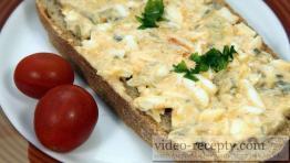 Egg spread