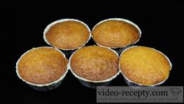 Quick vanilla muffins