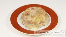 Homemade pork jelly