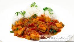 Tomato tofu