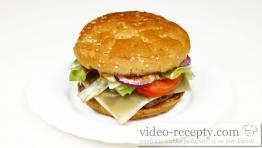 Hamburger McDonalds original